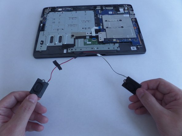 Acer Aspire One Cloudbook 11 AO1-131-C7DW Speaker Replacement