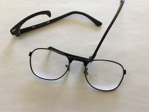How to Fix Ray-Ban Clubmaster Eyeglasses
