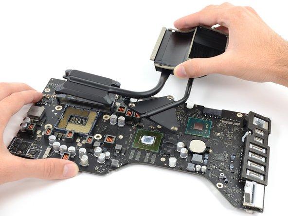 "iMac Intel 21.5"" EMC 2544 Heat Sink Assembly Replacement"