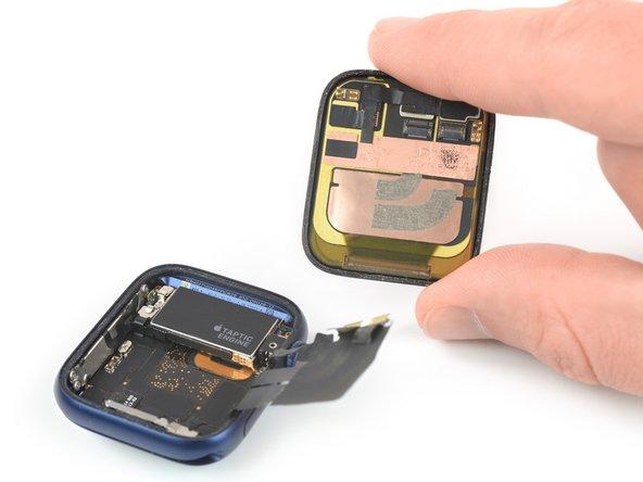 Sostituzione schermo Apple Watch Series 6