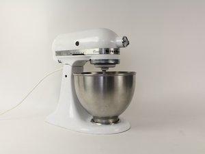 KitchenAid Classic Mixer K45SSWH Troubleshooting