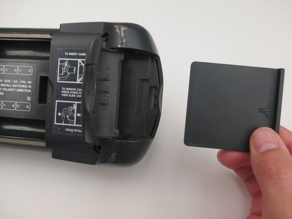 Before disassembling your Atari Lynx, be sure the device is powered off.