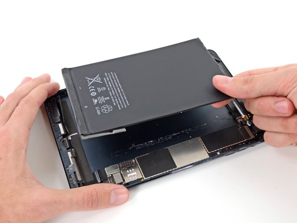 iPad Mini CDMA Battery Replacement