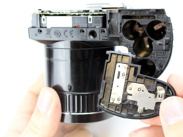 Fujifilm FinePix S4800 Battery Compartment Door Replacement