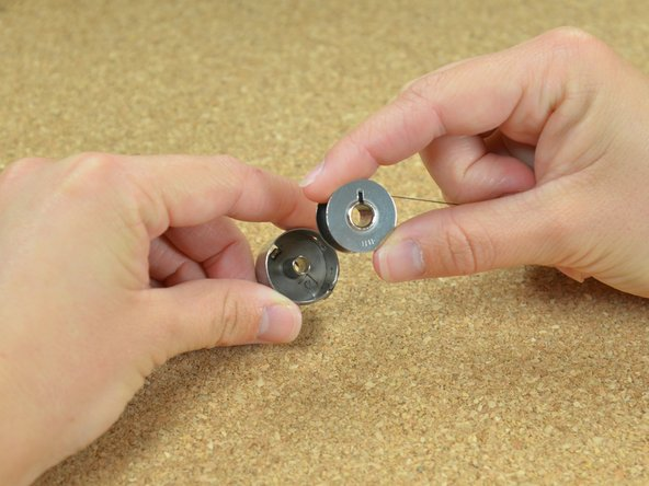 Installing Sewing Machine Bobbin