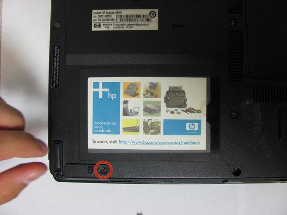 HP Compaq nc6400 Bluetooth Module Replacement