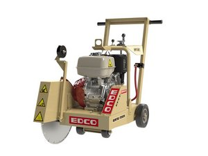 EDCO PRO Walk Behind Concrete Saw 18
