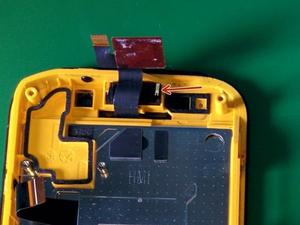 Telstra Dave 4G ZTE T83 Front Speaker Replacement