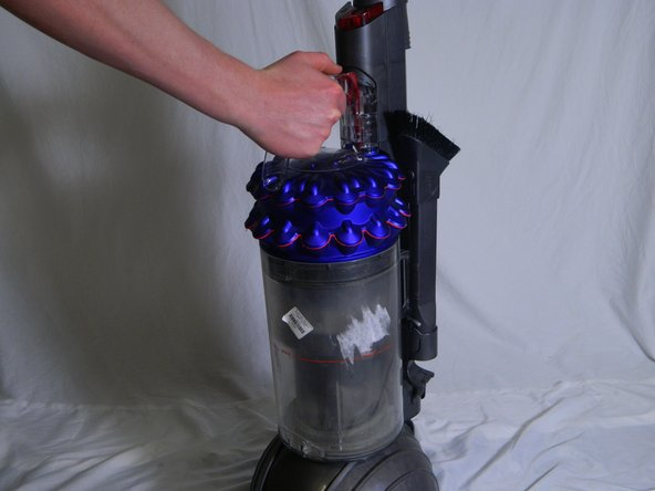 Dyson Cinetic Big Ball Animal Upright Bin Assembly Replacement