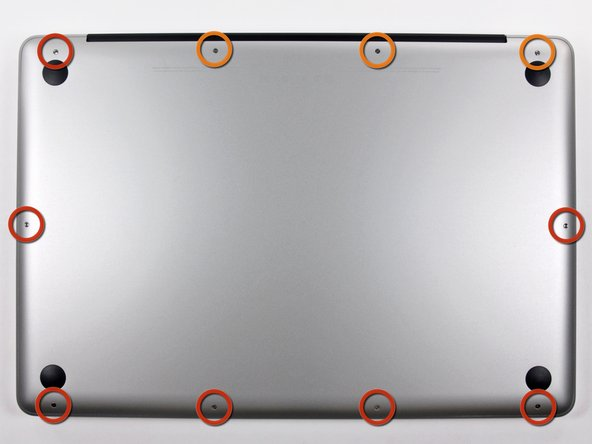 "MacBook Pro 15"" Unibody Mid 2009 Lower Case Replacement"
