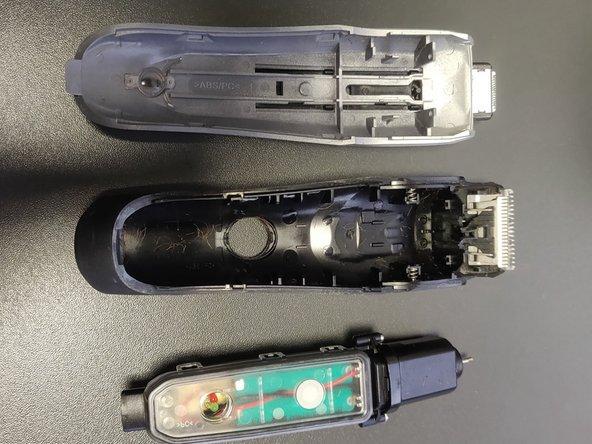 Braun BT 5090 Akku ersetzen
