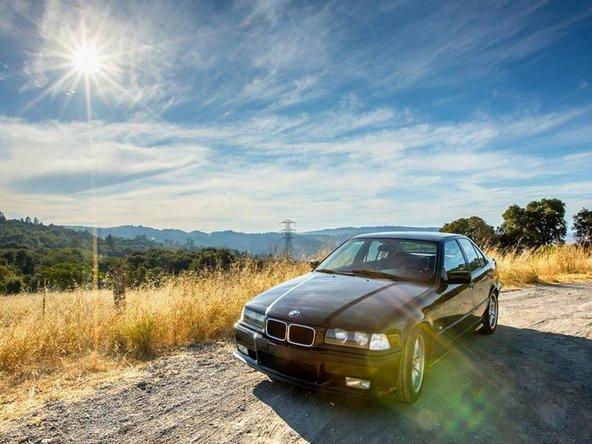 1992-1999 BMW 3 Series  Brake Light Bulb Replacement