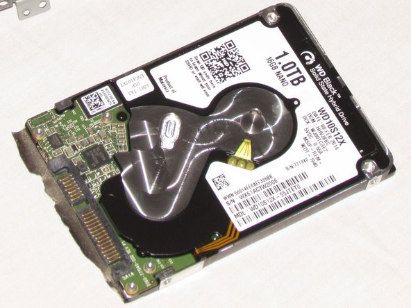 Sony Vaio Fit SVF15N26CXB Hard Drive Replacement