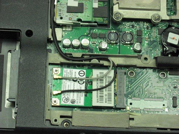 Gateway MD2614u Wireless Card Replacement