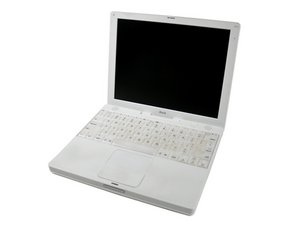 "iBook G3 12"" Repair"