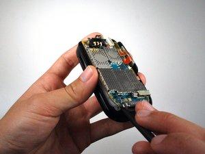 Démontage de la carte mère du Nokia 2366i