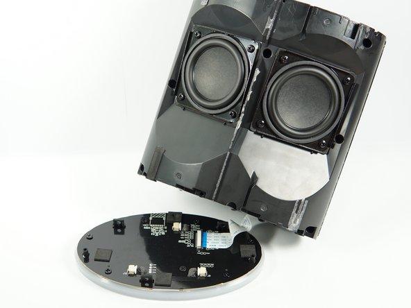 Pioneer Elite Smart Speaker F4 Button Panel Circuit Board Replacement