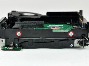 Installation d'un SSD dans le Mac mini modèle A1176