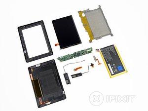Kindle Fire HD 2013 Teardown