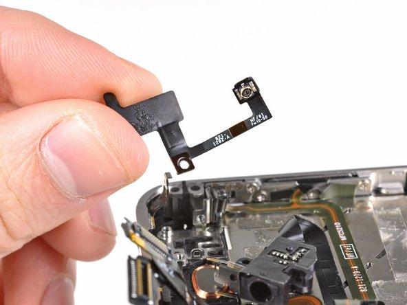 iPhone 4 Verizon Upper Antenna Replacement