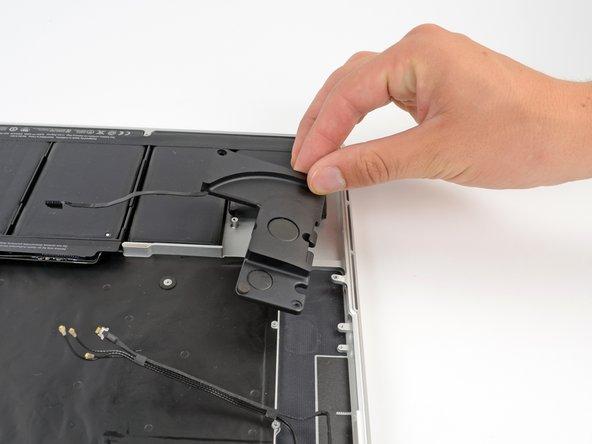 """MacBook Pro 15"""" Retina Display Mid 2012 Speakers Replacement"""