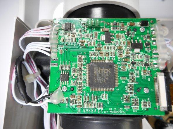 Merch Source Projector Entertainment II Motherboard