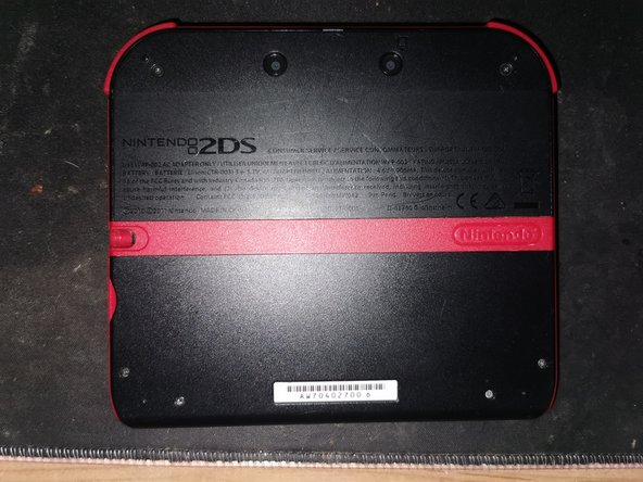 Nintendo 2DS Wi-Fi Card Replacement