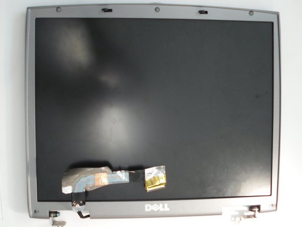 Removing the Dell Inspiron 1150 Display Assembly