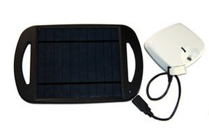 Solio Xcellerator and Hub Battery Pack and Solar Charger