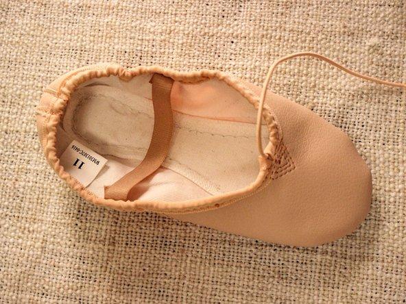 Ballet Slipper Elastic Drawstring Replacement