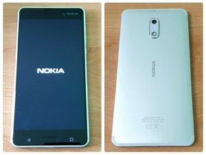 Nokia 6 Disassembly