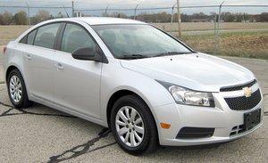 2008-2015 Chevrolet Cruze修理