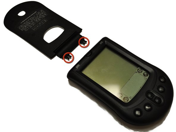 Remove protective screen cover by flipping up and pulling directly up from the top of the device.
