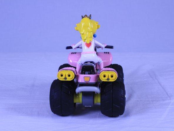 Carrera Mario Kart 8 Peach Battery Replacement