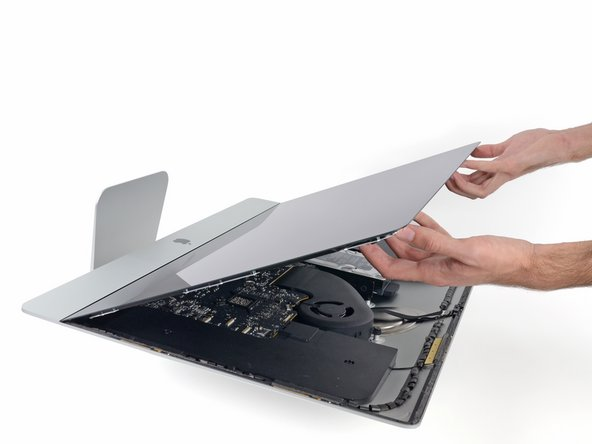 "iMac Intel 27"" EMC 2546 Display Replacement"