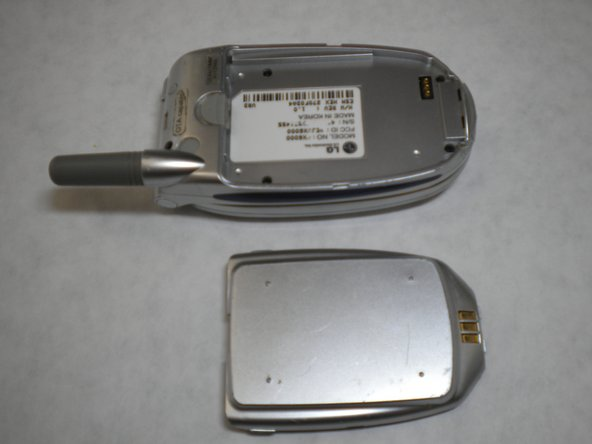 LG VX6000 Battery Replacement