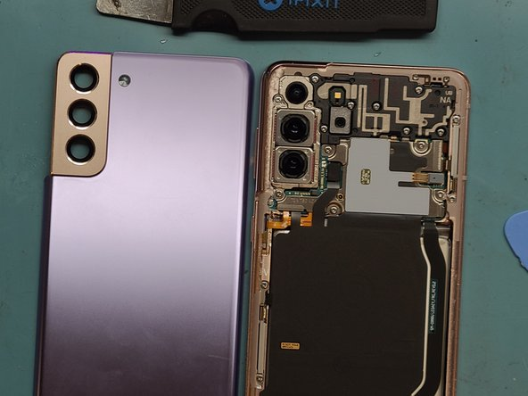 Samsung Galaxy S21 Screen Replacement