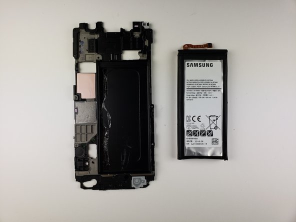 Samsung Galaxy S7 Active Battery Replacement