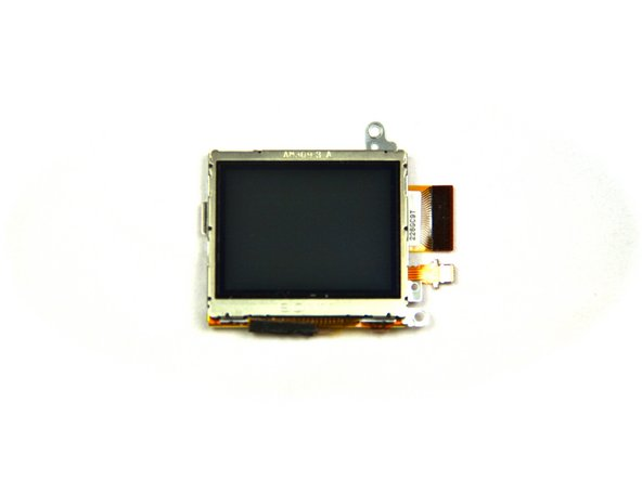 Sony Cyber-shot DSC-P9 LCD Replacement