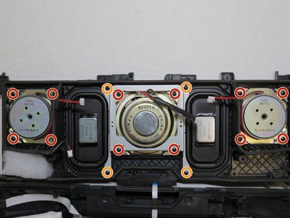 Sony SRS-BTX500 Speaker Replacement