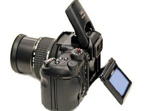 Fujifilm FinePix S9600 Camera Wont Power On