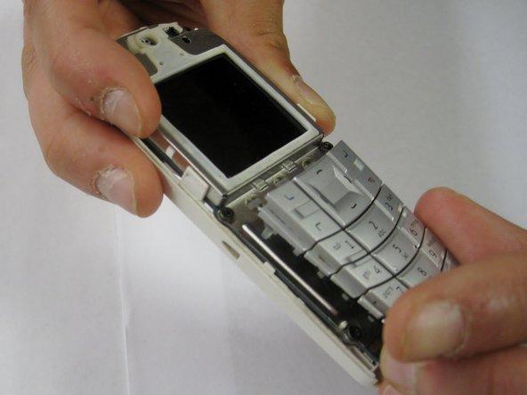 Nokia 3120 Speaker Replacement