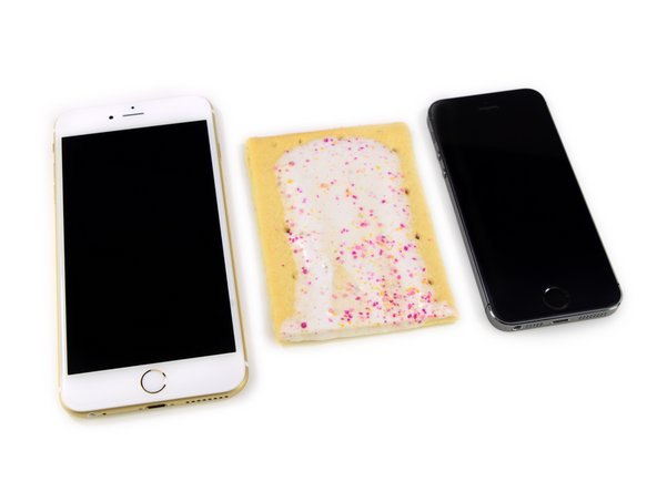 Coming soon to a supermarket near you, the iPhone 6 Plus Pop-Tarts Bluetooth/NFC speaker.