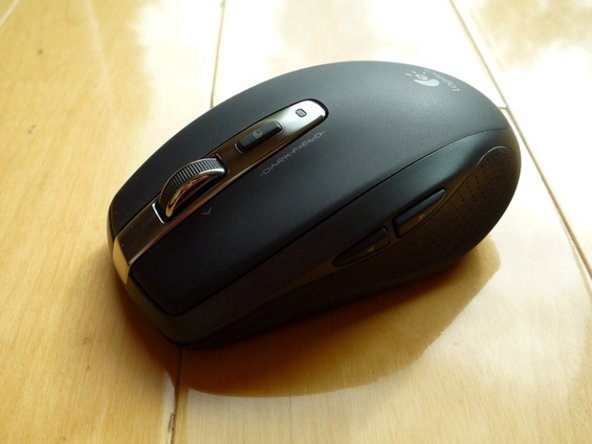 Logitech Anywhere Mouse MX Micro Switch Replacement