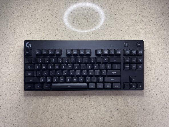 Logitech G PRO Keyboard Romer G Switch Replacement