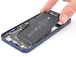 iPhone 12 Battery Replacement