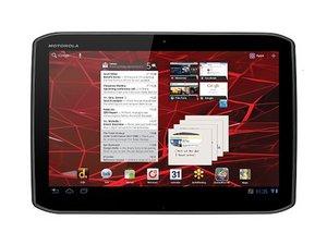 Motorola Tablet Xoom 2 USB Port Repair