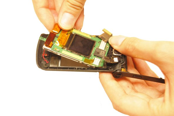 Motorola W490 LCD Screen Replacement
