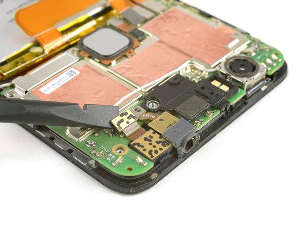 Nexus 6P Front Facing Camera Replacement