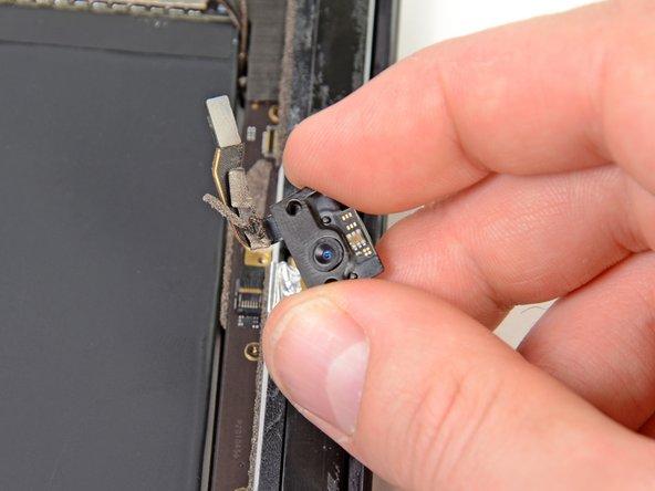 iPad 4 GSM Front Facing Camera Replacement
